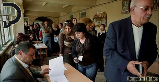 Ermenistan'da Sarkisyan yeniden seçildi