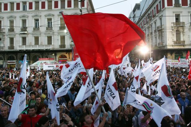 Yunanistan'da Haziran Hareketi – Selami İnce
