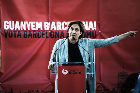 Önce Barselona'yı alalım – Ada Colau
