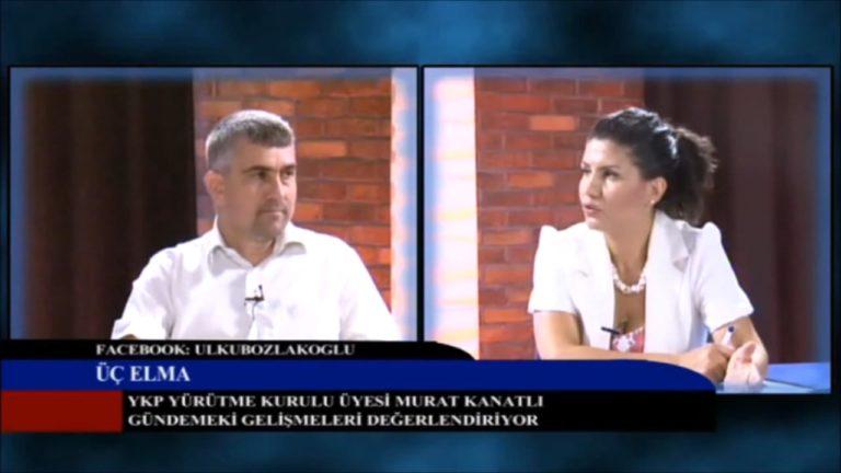 VİDEO: AS TVde Ülkü Biranlı'nın konuğu YKP Yürütme Kurulu üyesi Murat Kanatlı